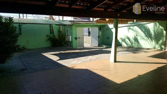 Mogilar - Casa Para Venda E Locação - 3 Dms (1 Suíte) - 6 Vagas - A954
