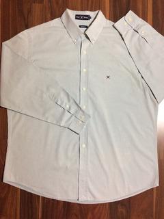 Camisa Social Masculina Polo Play Ggg Original Nova Promoção