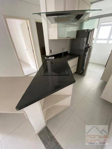 Apartamento Com 2 Dormitórios À Venda, 58 M² Por R$ 320,00 - Jardim Olavo Bilac - São Bernardo Do Campo/sp - Ap0901