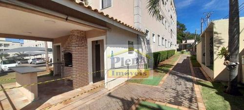 Imagem 1 de 26 de Apartamento Com 2 Dormitórios Para Alugar, 56 M² Por R$ 1.000,00/mês - Vila Santa Maria - Americana/sp - Ap1376