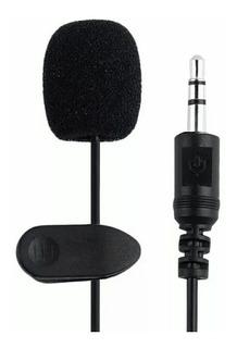 Microfono Estudio Entrevistas, Grabaciones, Con Clip 2m ®