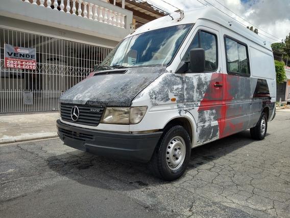 Mercedes-benz Sprinter 312 Fugao Km Baixo 56000