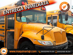 Autobus International 2005,camion Escolar,camiones,autobuses