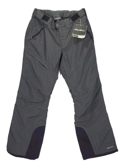 Pantalón Para Nieve Eddie Bauer Weatheredge De Mujer Talla S
