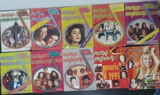 19 Revistas Notitas Musicales Años 80s Y 90s.