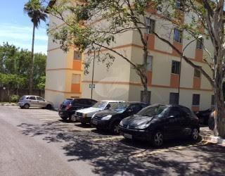 Apartamento Para Venda No Edifício Carlos Lourenço Em Campinas - Sp - Ap0885