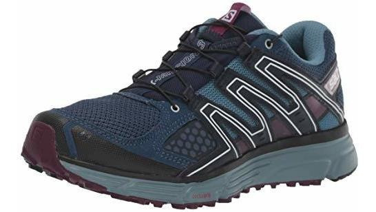 Zapatillas De Trail Running Salomon X-mission 3 Para Mujer