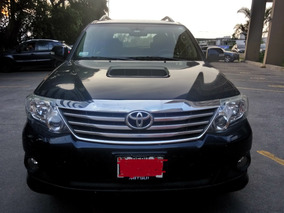 Toyota Fortuner Año 2013