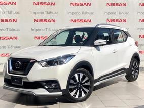 Nissan Kicks 1.6 Exclusive At Cvt 2018