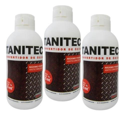 Tanitec Convertidor De Oxido Desoxidante 180 Cc