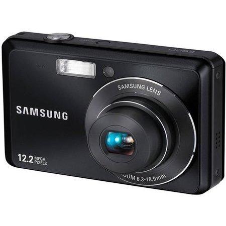 Câmera Samsung Digital Es60 12.2 Megapixels - Seminova