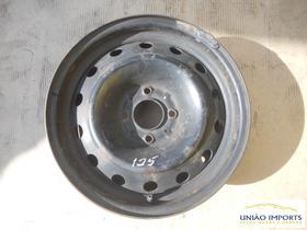 Roda De Ferro Avulsa Peugeot 307 Aro 15 Nº125-126-127