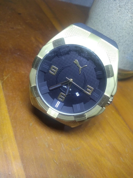 Reloj Puma Dorado Modelo Pu103921005