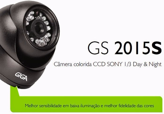 Mini Câmera Giga Gs 2015s