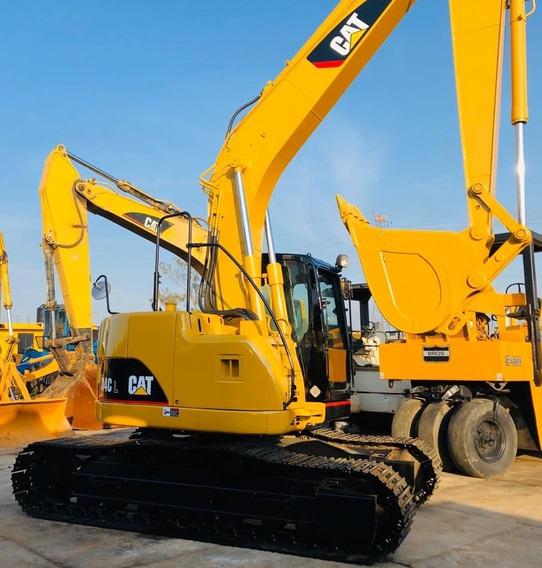 Excavadora Caterpillar 314c