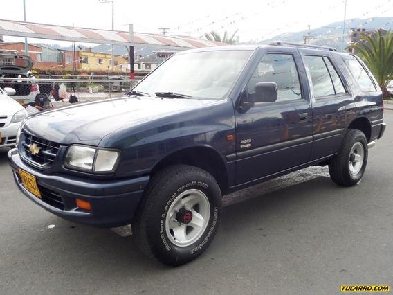 Chevrolet Rodeo V6 Doch Fe