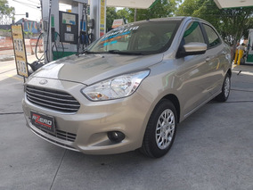 Ford Ka + Sedan 2018 Completo 1.5 Flex Impecavel 13.000 Km