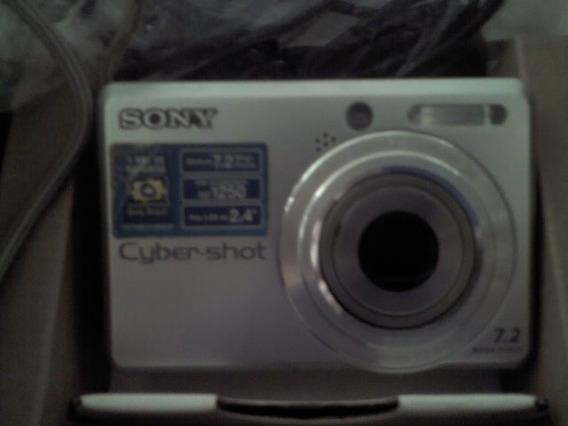 Câmera Sony Cyber