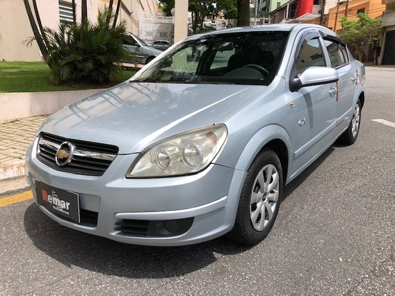 Chevrolet Vectra Expression 2008 Flex Completo + Dvd