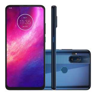 Smartphone Motorola One Hyper 128gb 4g Tela 6.5 Pol. 64mp