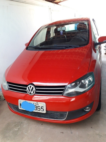 Volkswagen Fox 1.6 Vht Total Flex 5p 2010