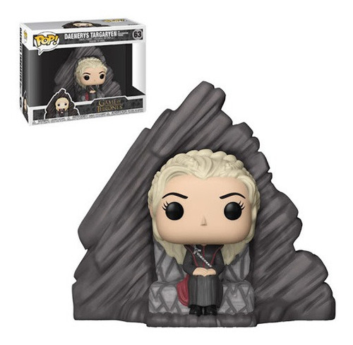 Funko Pop #63 Daenerys On Dragonstone - Game Of Thrones