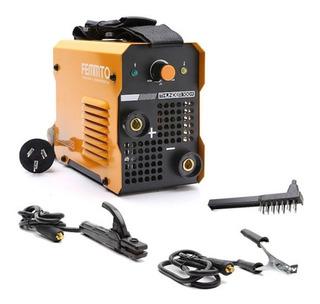 Maquina Para Soldar Soldadora Inverter Electrica 220v 100a