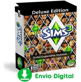 The Sims 3 Pc Todas As Expansões Português Atualizado 2019