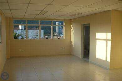 Sala Em Santos Bairro Vila Mathias - A3255