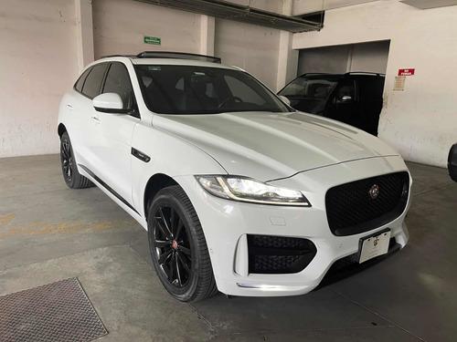 Imagen 1 de 11 de Jaguar F-pace 2018 3.0 R-sport At