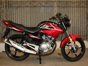 Moto Jianshe Js 125 6by Tipo Yamaha Ybr Motovega