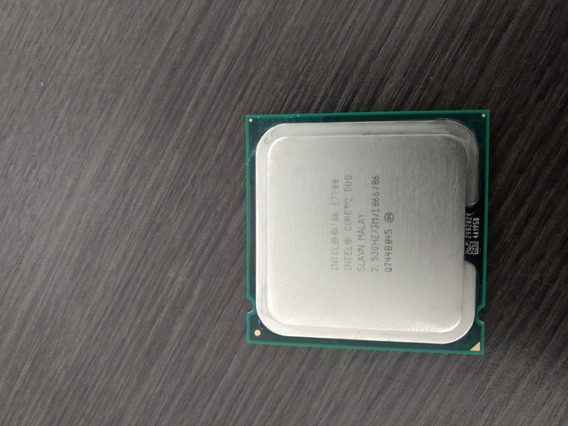 Processador Core 2 Duo 2.53mhz/ 3m / 1066