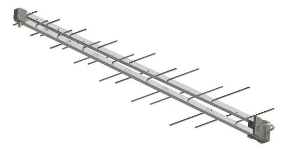 Antena P/ Sinal Digital Log 28 Elementos Uhf, Hdtv Sl-2800
