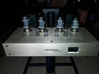 Amplificador De Potencia Valvular Conrad Johnson
