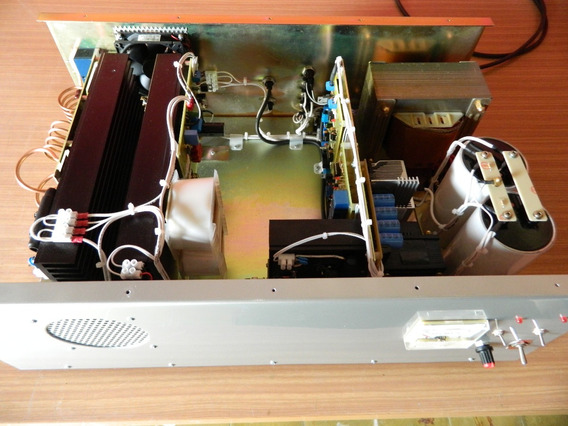 Transmisor De Am Para 7.0 Mhz