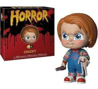 Funko Pop Chucky 5 Star Horror Vinyl Original!!