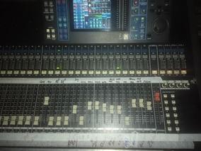 Mesa De Som Yamaha Ls9 32 Canais Com Case