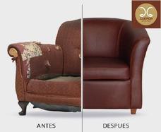 Tapizado,restauracion,mante En Todo Tipo De Muebles En Cuero