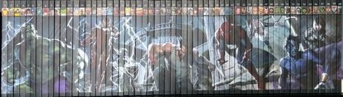 60 Novelas Gráficas Colección Definitiva Marvel El Tiempo