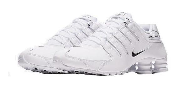 Tênis Nike Shox Nz Eu 501524 Masculino Original + Nf