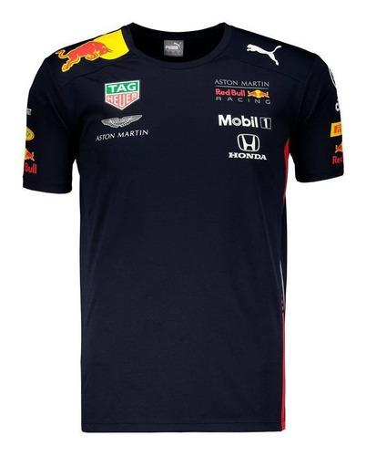 Imagem 1 de 10 de Nova Camiseta Funcional Aston Martin Red Bull Racing F1 2019