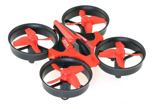 Mini drone Eachine E010 red