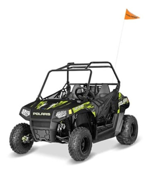 Polaris Rzr 170 Efi Black / Green