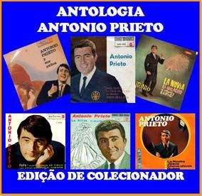 Cd Antologia Antonio Prieto - 25 Exitos