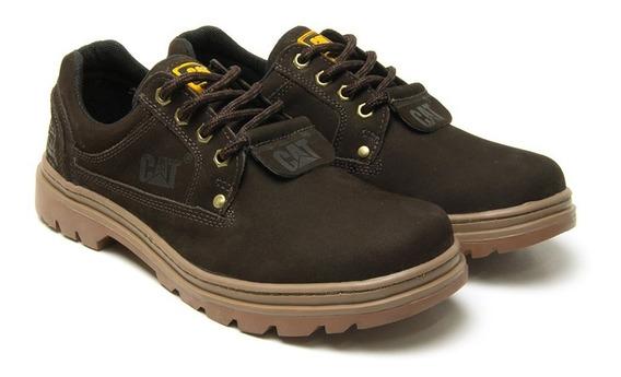 Sapato Caterpillar Couro Original Melhor Preço Do Mercado