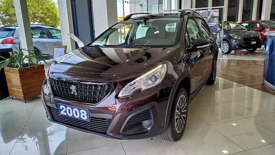 Peugeot 2008 Allure Aut. Com A 1ª Parcela Para Janeiro