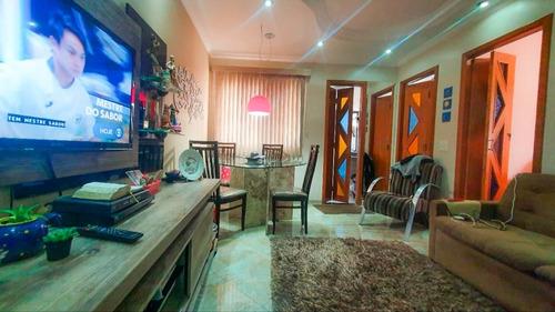 Imagem 1 de 13 de Belíssimo Apartamento No Bairro Demarchi - S.b Do Campo