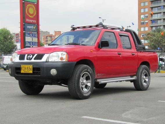 Nissan Frontier Np300 Mt 2400 Aa