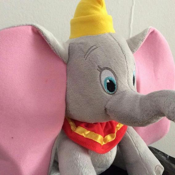 Pelúcia Dumbo Disney Etiquetada E Nova