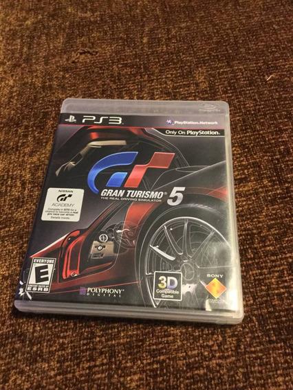 Gran Turismo 5 Ps3 Completo